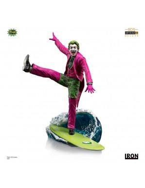 The Joker - Batman 1966 statuette Deluxe BDS...