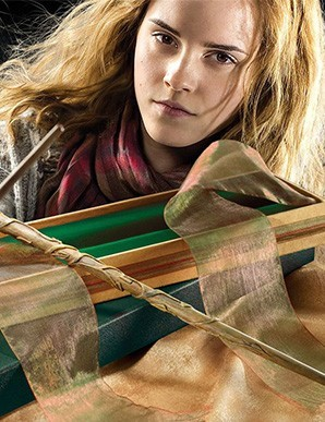 Harry Potter replica wand from Hermione Granger
