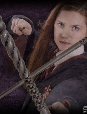Harry Potter replica Ginny Weasley's wand (character edition)