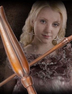 Harry Potter Luna Lovegood's Wand Replica...