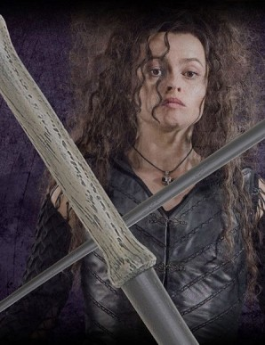 Harry Potter Bellatrix Lestrange's Wand Replica...