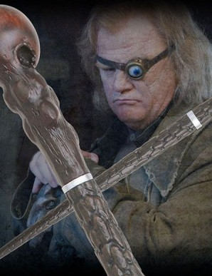 Harry Potter Mad-Eye Moody Wand Replica...