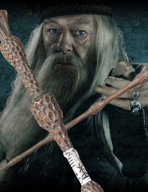 Harry Potter wand replica of Albus Dumbledore...