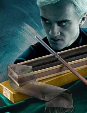 Harry Potter réplique baguette de Drago Malefoy