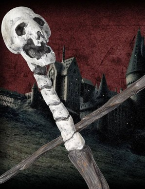 Harry Potter Death Eater Wand Replica Version 1...