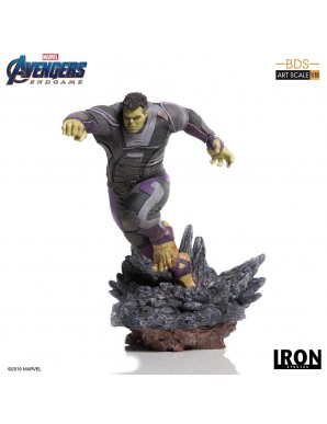 Marvel: Avengers Endgame - The Hulk 1:10 Scale...