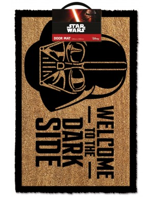 Star Wars Doormat Welcome To The Dark Side 40 x...