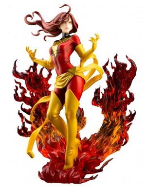 Marvel Bishoujo statuette PVC 1/7 Dark Phoenix Rebirth 23