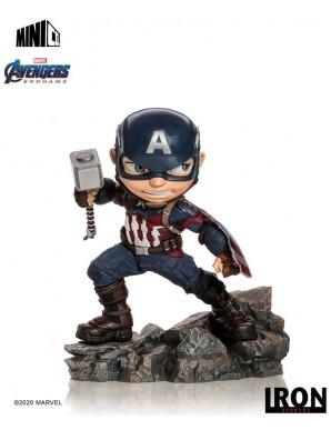 Captain America - Avengers Endgame figurine Mini Co. PVC  15 cm
