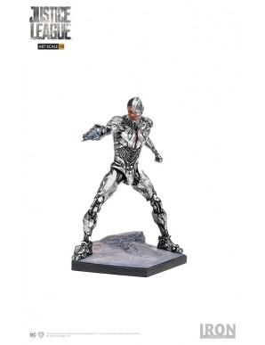 DC Comics: Justice League Movie - Cyborg 1:10...