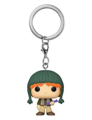 Ron Keychain Pocket POP! Vinyl Holiday Harry...