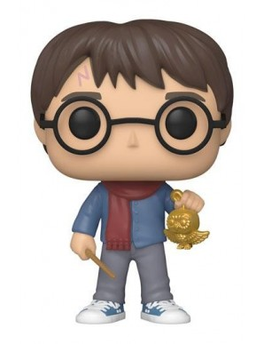 Harry Potter Figurine POP! Vinyl Holiday  9 cm