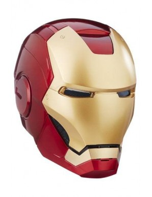 Marvel Legends casque électronique Iron Man