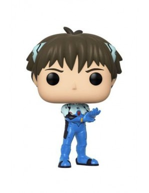 Evangelion POP! Games Vinyl figurine Shinji...