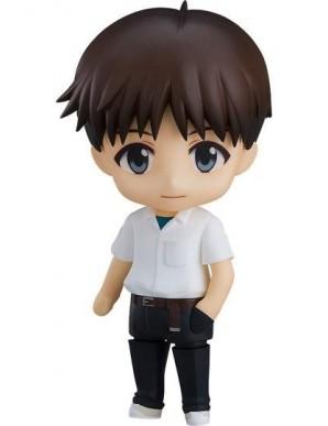 Rebuild of Evangelion figurine Nendoroid Shinji Ikari 10 cm