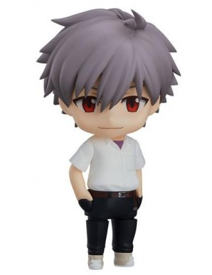 Rebuild of Evangelion figurine Nendoroid Kaworu Nagisa 10 cm