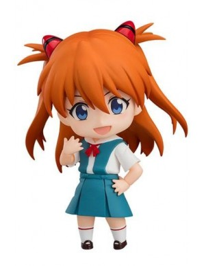 Rebuild of Evangelion figurine Nendoroid Asuka...