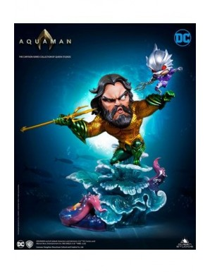 Aquaman - DC Cartoon Series statuette 1/3  20 cm