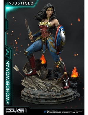 Wonder Woman - Injustice 2 statuette 1/4  52 cm