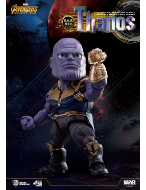 Thanos - Avengers Infinity War Egg Attack...