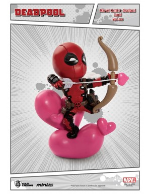 Deadpool Cupid - Marvel Comics figurine Mini Egg Attack 10 cm