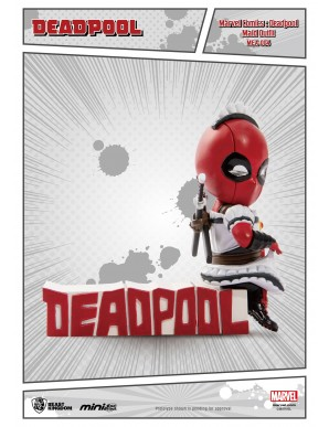 Deadpool Servant - Marvel Comics figurine Mini...