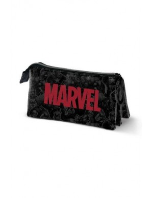 Marvel trousse Marvel Logo Triple