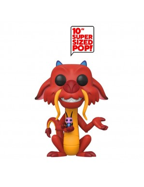 Mulan Super Sized POP! Vinyl figurine Mushu 25 cm