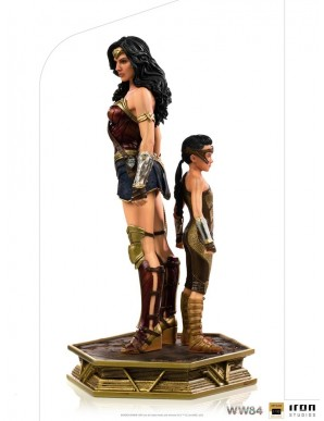 Wonder Woman & Young Diana - Wonder Woman 1984 statuette 1/10 Deluxe Art Scale  20 cm