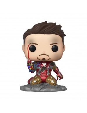 I Am Iron Man - Avengers: Endgame POP! Movies...
