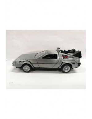 Back to the Future DeLorean Time Machine 1/32...