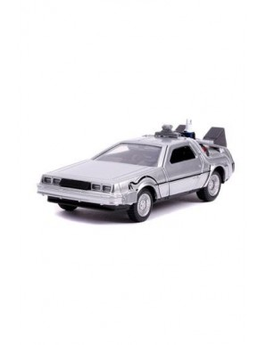 Back to the Future II DeLorean Time Machine...