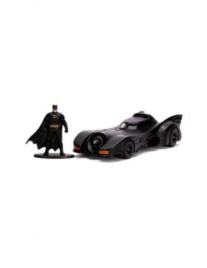 Batman 1989 1/32 Hollywood Rides 1989 Batmobile...