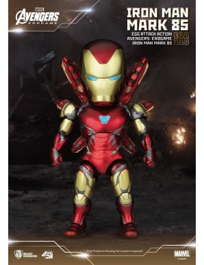 Avengers : Endgame Egg Attack figurine Iron Man...