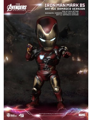 Avengers : Endgame Figurine Egg Attack Iron Man...