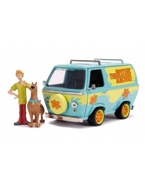 Scooby Doo 1/24 Hollywood Rides Mystery Van...