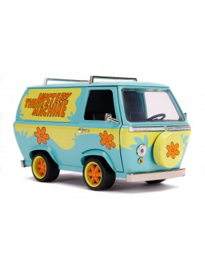 Scooby Doo 1/32 Hollywood Rides Mystery Machine...