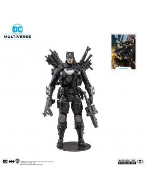 DC Multiverse figurine Dark Nights Metal Grim Knight 18 cm