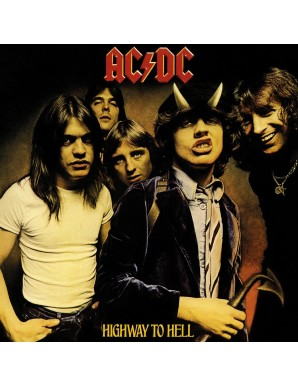 AC/DC Rock Saws puzzle Highway To Hell (500 pieces)