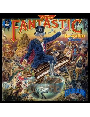 Elton John Rock Saws puzzle Captain Fantastic...