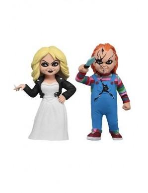 The Bride of Chucky pack 2 Toony Terrors Chucky...