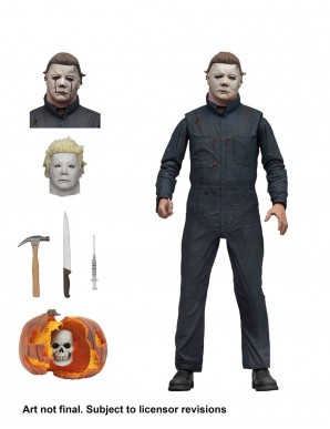 Halloween 2 figurine Ultimate Michael Myers 18 cm