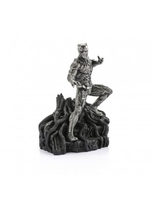 Marvel statuette Pewter Collectible Black...
