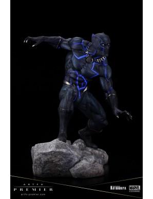 Marvel Universe ARTFX Premier statuette PVC 1/10 Black Panther GITD 16 cm