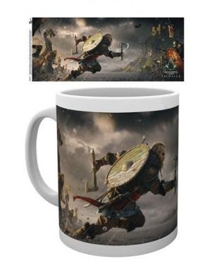 Assassins Creed Valhalla mug Ancaster Fortress