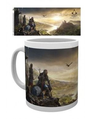 Assassins Creed Valhalla mug Vista