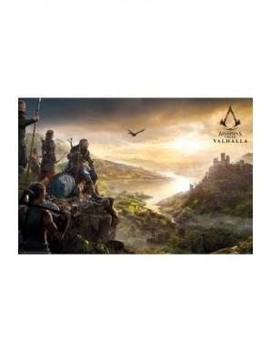 Assassins Creed Valhalla poster Vista 61 x 91 cm