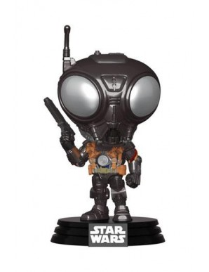 Star Wars The Mandalorian Figurine POP! TV...