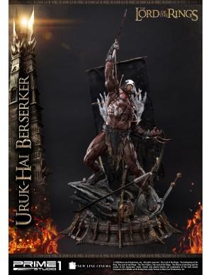 Le Seigneur des Anneaux statuette 1/4 Uruk-Hai...