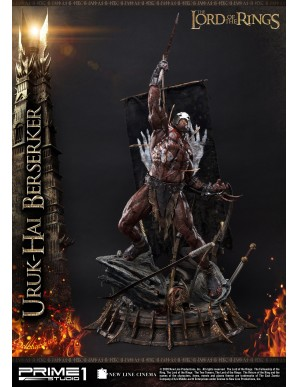 The Lord of the Rings statuette 1/4 Uruk-Hai...